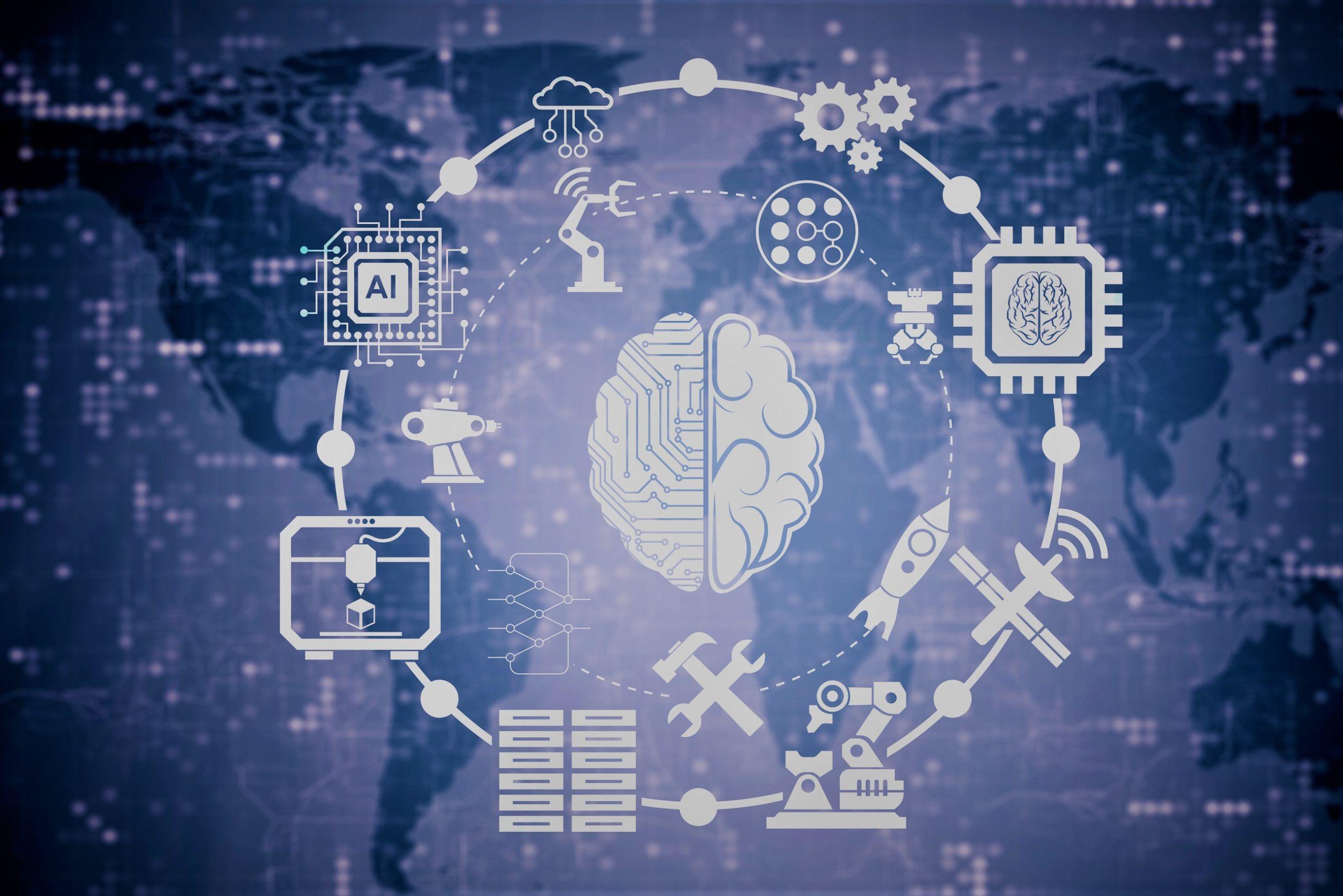 искусственный интеллект в мире