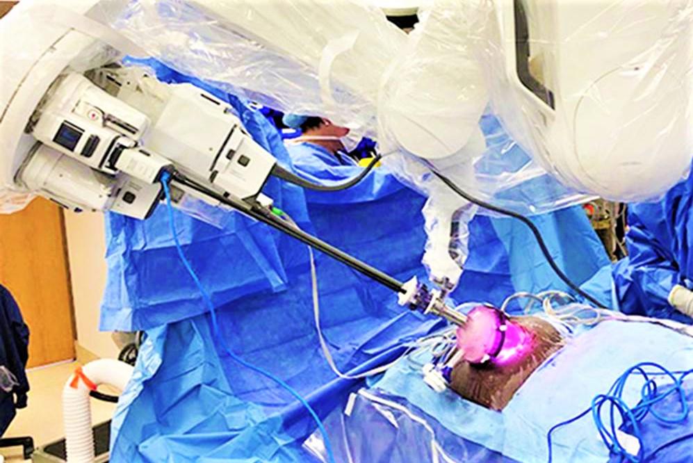 искусственный интеллект в хирургии